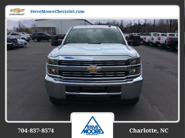 2018 Silverado 2500 Crew Cab 4x4, Reading SL Service Body #JF160380 - photo 9
