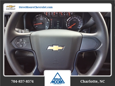 2018 Silverado 2500 Crew Cab 4x4, Reading SL Service Body #JF160380 - photo 19