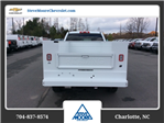 2018 Silverado 2500 Crew Cab 4x4, Reading SL Service Body #JF160380 - photo 6