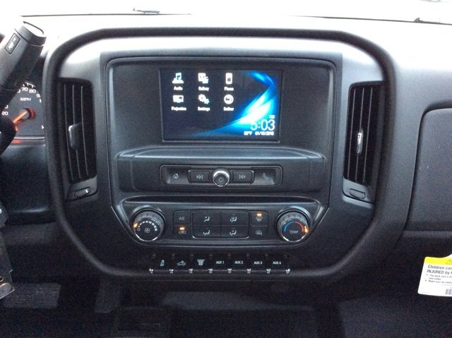 2018 Silverado 3500 Crew Cab 4x4, Pickup #JF185539 - photo 21