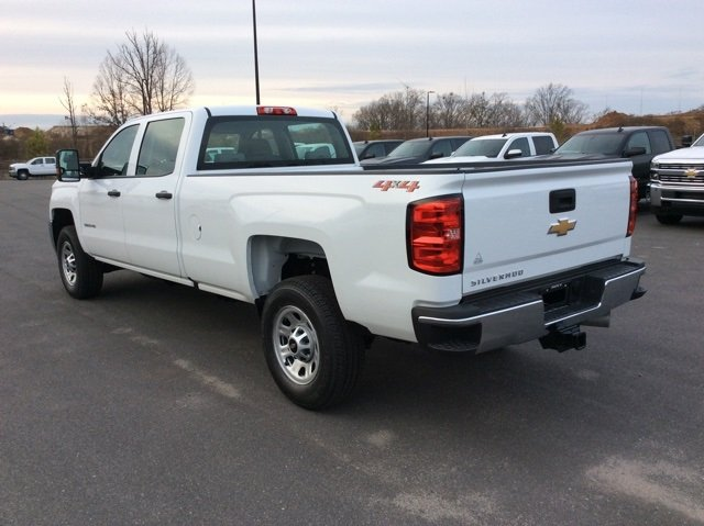 2018 Silverado 3500 Crew Cab 4x4, Pickup #JF185539 - photo 8