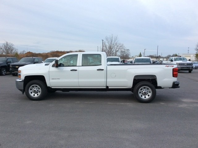 2018 Silverado 3500 Crew Cab 4x4, Pickup #JF185539 - photo 1