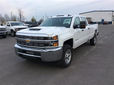2018 Silverado 3500 Crew Cab 4x4, Pickup #JF185539 - photo 9