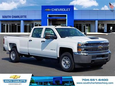 2018 Silverado 3500 Crew Cab 4x4, Pickup #JF186785 - photo 3