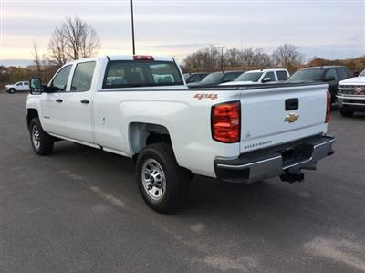 2018 Silverado 3500 Crew Cab 4x4, Pickup #JF186785 - photo 8