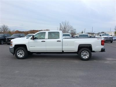 2018 Silverado 3500 Crew Cab 4x4, Pickup #JF186785 - photo 1
