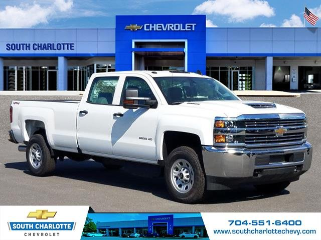 2018 Silverado 3500 Crew Cab 4x4,  Pickup #JF188513 - photo 3