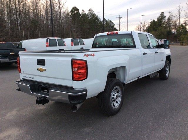 2018 Silverado 3500 Crew Cab 4x4,  Pickup #JF188513 - photo 6