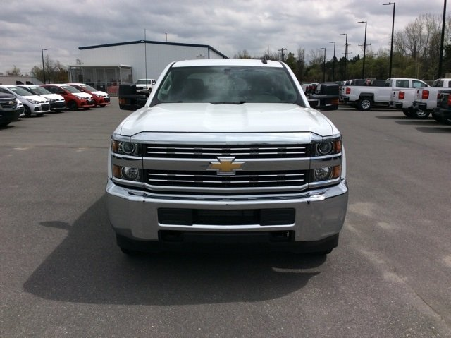 2018 Silverado 2500 Crew Cab 4x4,  Reading Service Body #JF202174 - photo 10