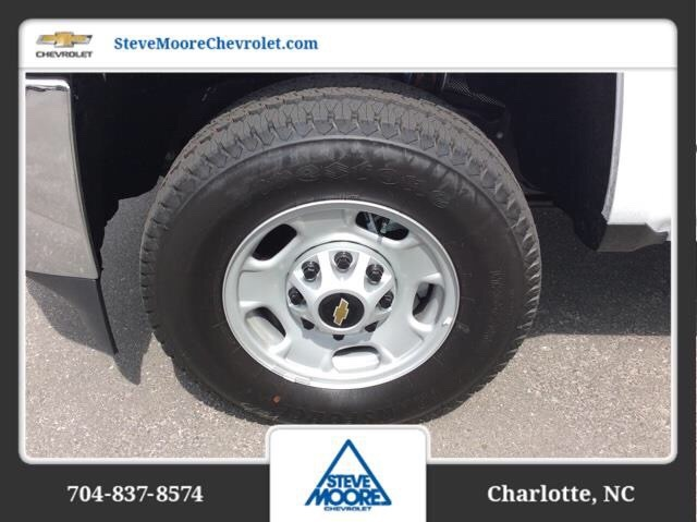 2018 Silverado 2500 Crew Cab 4x2,  Reading SL Service Body #JF223896 - photo 10
