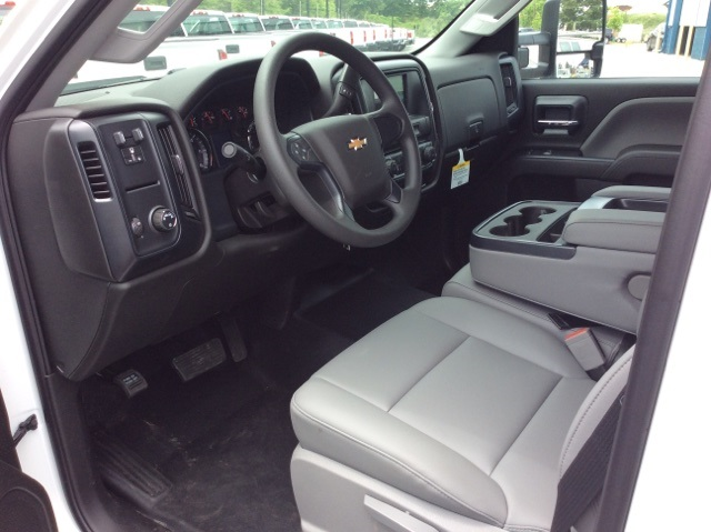 2018 Silverado 2500 Crew Cab 4x2,  Reading SL Service Body #JF223896 - photo 12