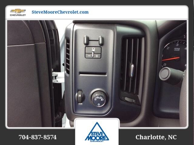 2018 Silverado 2500 Crew Cab 4x2,  Reading SL Service Body #JF223896 - photo 16