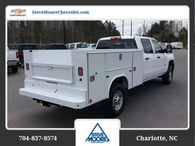 2018 Silverado 2500 Crew Cab 4x2,  Reading SL Service Body #JF223896 - photo 5