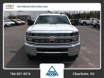 2018 Silverado 2500 Crew Cab 4x2,  Reading SL Service Body #JF223896 - photo 9