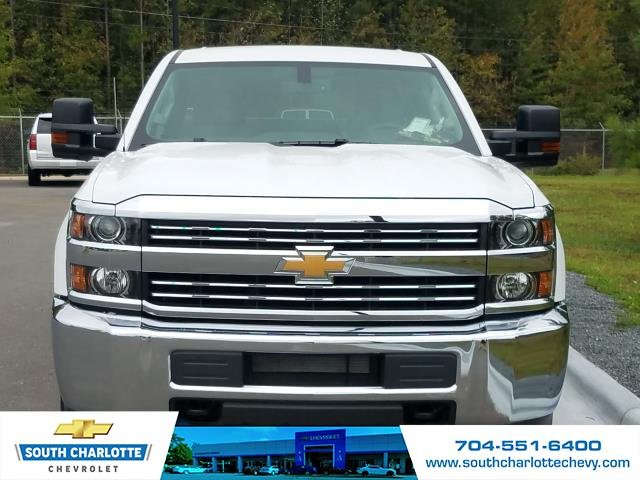 2018 Silverado 2500 Crew Cab 4x4,  Reading Service Body #JF259461 - photo 2