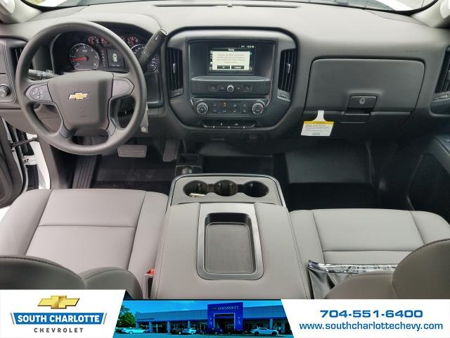 2018 Silverado 2500 Crew Cab 4x4,  Reading Service Body #JF259461 - photo 9