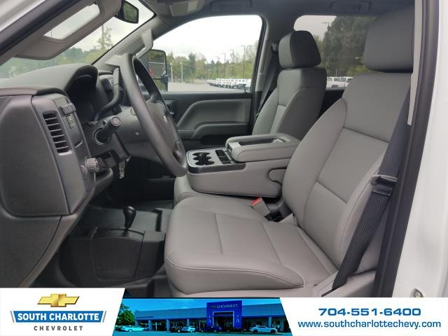 2018 Silverado 2500 Crew Cab 4x4,  Reading Service Body #JF259461 - photo 12