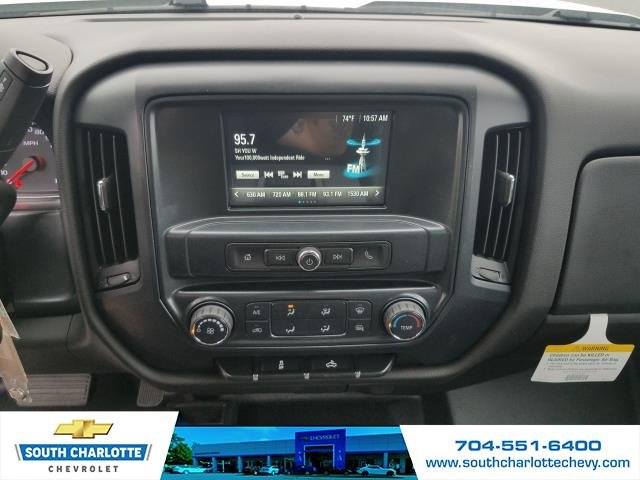 2018 Silverado 2500 Crew Cab 4x4,  Reading Service Body #JF259461 - photo 15