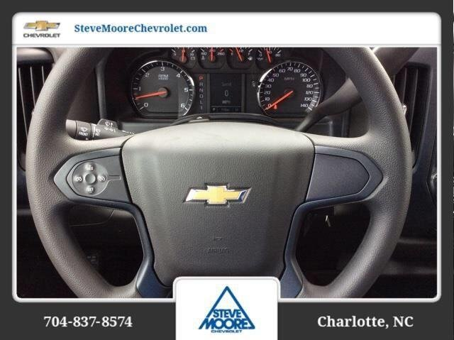 2018 Silverado 2500 Crew Cab 4x4,  Reading Service Body #JF259461 - photo 19