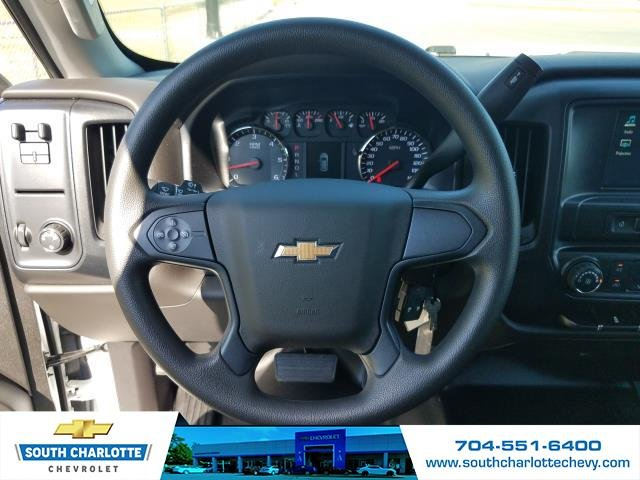 2018 Silverado 2500 Crew Cab 4x2,  Reading Service Body #JF281135 - photo 12