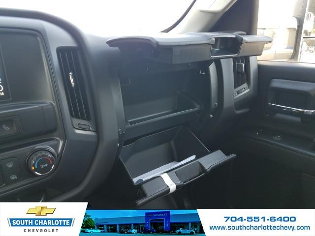 2018 Silverado 2500 Crew Cab 4x2,  Reading Service Body #JF281135 - photo 14