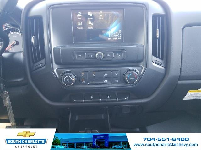 2018 Silverado 2500 Crew Cab 4x2,  Reading Service Body #JF281135 - photo 15