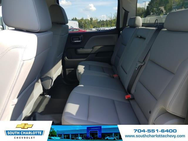 2018 Silverado 2500 Crew Cab 4x2,  Reading Service Body #JF281135 - photo 9