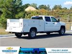 2018 Silverado 2500 Crew Cab 4x2,  Reading Service Body #JF281135 - photo 1