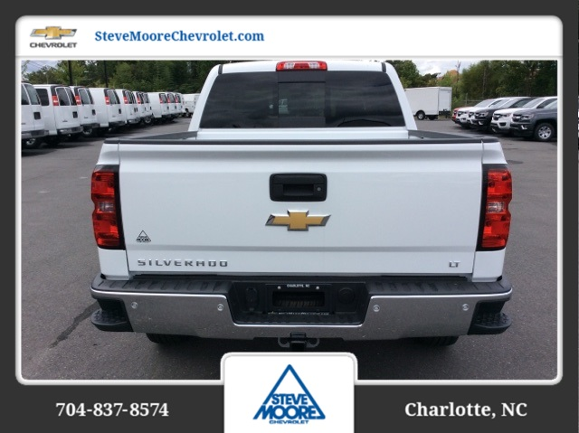 2018 Silverado 1500 Crew Cab Pickup #JG110594 - photo 6