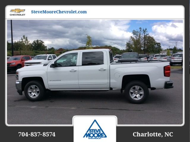2018 Silverado 1500 Crew Cab Pickup #JG110594 - photo 8