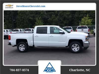 2018 Silverado 1500 Crew Cab Pickup #JG110594 - photo 4