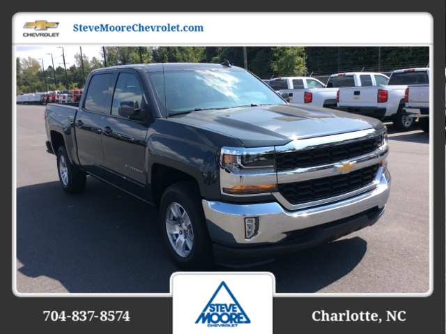 2018 Silverado 1500 Crew Cab, Pickup #JG117176 - photo 3