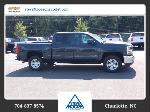 2018 Silverado 1500 Crew Cab, Pickup #JG117176 - photo 4