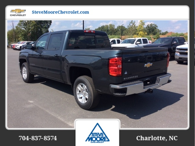 2018 Silverado 1500 Crew Cab, Pickup #JG117176 - photo 2