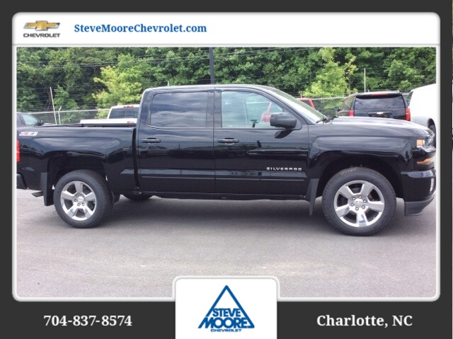 2018 Silverado 1500 Crew Cab 4x4, Pickup #JG139662 - photo 4