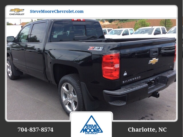 2018 Silverado 1500 Crew Cab 4x4, Pickup #JG139662 - photo 2