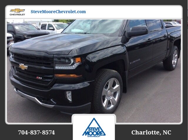 2018 Silverado 1500 Crew Cab 4x4, Pickup #JG139662 - photo 1