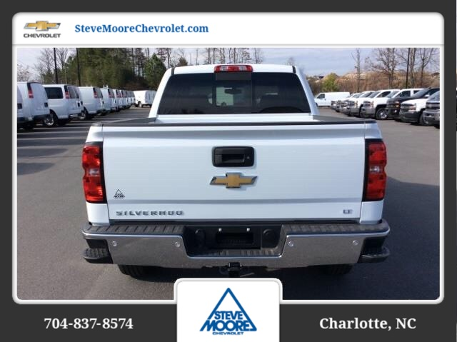 2018 Silverado 1500 Crew Cab, Pickup #JG292502 - photo 6