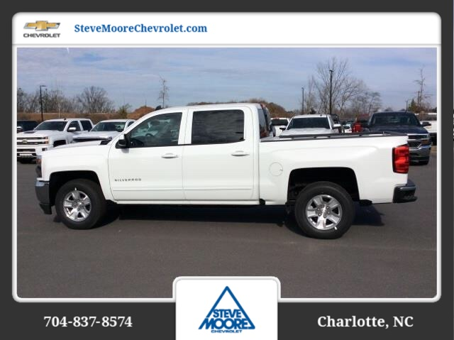2018 Silverado 1500 Crew Cab, Pickup #JG292502 - photo 8