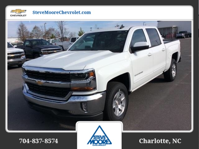 2018 Silverado 1500 Crew Cab, Pickup #JG292502 - photo 1