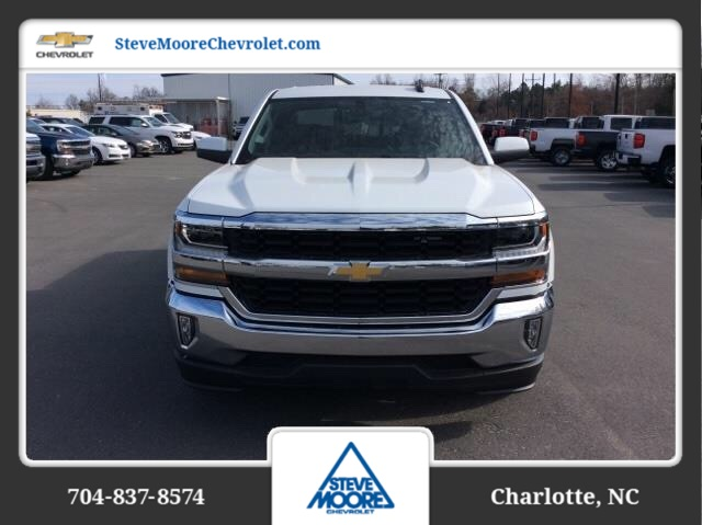 2018 Silverado 1500 Crew Cab, Pickup #JG292502 - photo 9