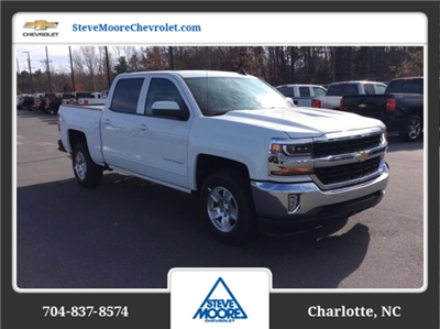 2018 Silverado 1500 Crew Cab, Pickup #JG292502 - photo 3