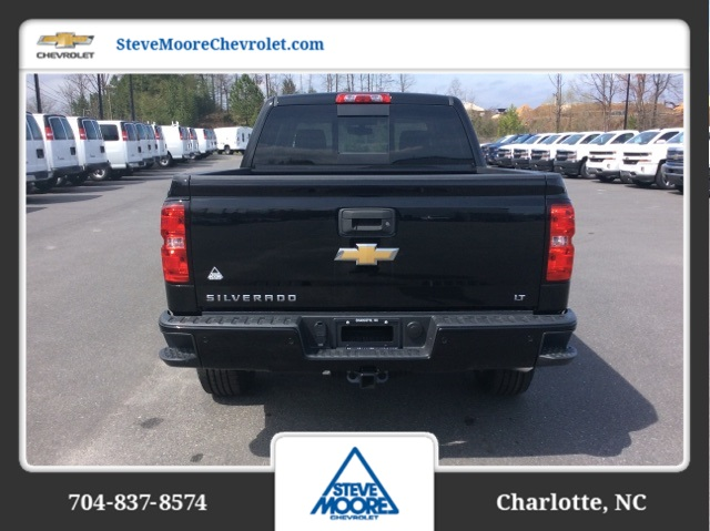 2018 Silverado 1500 Crew Cab 4x4, Pickup #JG293041 - photo 6