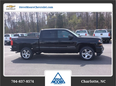 2018 Silverado 1500 Crew Cab 4x4, Pickup #JG293041 - photo 4