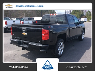 2018 Silverado 1500 Crew Cab 4x4, Pickup #JG293041 - photo 5