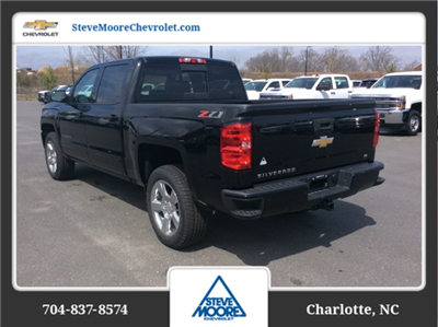 2018 Silverado 1500 Crew Cab 4x4, Pickup #JG293041 - photo 2