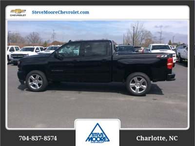 2018 Silverado 1500 Crew Cab 4x4, Pickup #JG293041 - photo 8