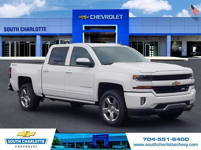 2018 Silverado 1500 Crew Cab 4x4,  Pickup #JG470876 - photo 6