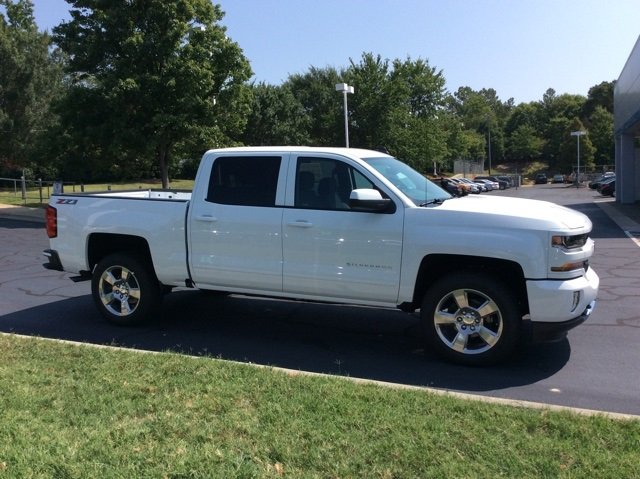 2018 Silverado 1500 Crew Cab 4x4,  Pickup #JG470876 - photo 9