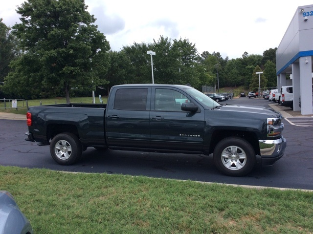 2018 Silverado 1500 Crew Cab 4x2,  Pickup #JG472483 - photo 4